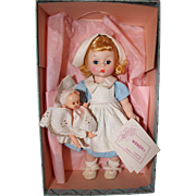 Alexander Wendykin Nurse Doll with Baby MIB