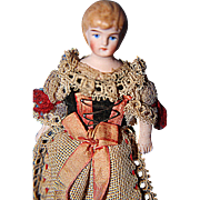 Kling Doll House Girl Doll