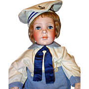 Grace Corey Rockwell Bisque Doll