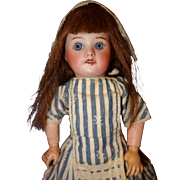 French Small Doll