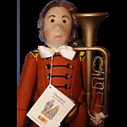 Steiff Musician Doll