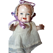 All Bisque Bonnie Baby Doll