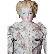 Blond Parian Doll