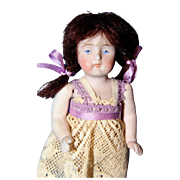 All Bisque 130 Doll