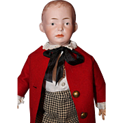 Recknagel Character Boy Doll