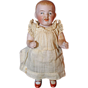 All Bisque Simon Halbig Boy Doll