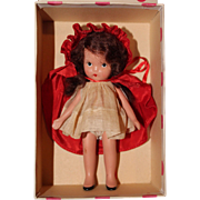 Red Riding Hood Nancy Ann Storybook doll 116