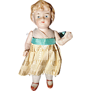 All Bisque Character Boy Doll