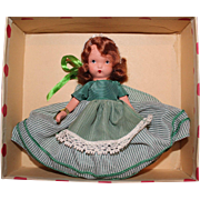 Nancy Ann Storybook Doll 161 Jennie Sets the Table