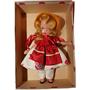 Nancy Ann Storybook Doll 114 Over the Hills to Grandmas House