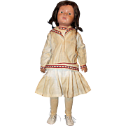 Large Schoenhut Doll
