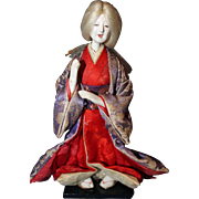 Early Japanese Doll