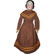 Covered Wagon China Doll 21 inches