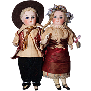 Sonnenberg German Dolls