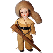 Davy Crockett MACC 1986 Doll