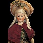 411 Lady Doll Very Rare