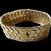 SALE Crown Trifari-1940's Bracelet