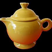 Lovely-Homer Laughlin-Fiesta-Tea pot