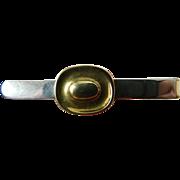SOLD Sterling- men's Tie Bar