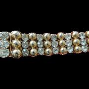 Big-Bold and glamorous 1940's Bracelet