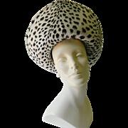 High style-Adolfo hat