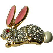 Trembler-rabbit pin