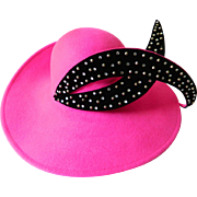 Exquisite- Jack McConnell hat