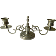 Baldwin-Forged Candle holder