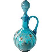 Hand decorated Cruet