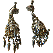 Egyptian style- Dangle earrings