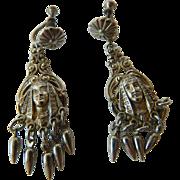 Egyptian style- Dangle earrings