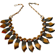 Wonderful copper Necklace