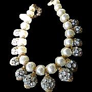 Fabulous 1960's vintage Necklace
