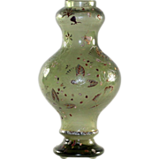 Burgun & Schverer Enameled Vase