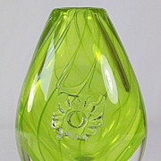 Orrefors Expo Limited Edition Ariel Vase by Lars Hellsten