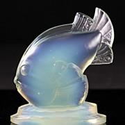 "SOLD Sabino ""Cyclopter"" Fish Figurine"
