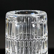 SOLD Orrefors Ariel Cabinet Vase by Edvin Ohrstrom