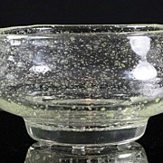 Schneider Bubble Glass Bowl