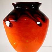 """SOLD Schneider """"Jade"""" Vase"""
