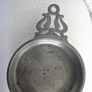Pewter Porringer 4 1/2 inches Wide, Pairpoint Pewter