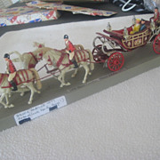 Corgi 1977 Queen Elizabeth Silver Jubilee Coach & Horses with