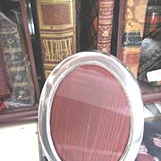 Vintage Sterling Oval Gorham Picture Frame
