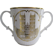 Royal Doulton Coronation 25th Anniversary Loving Cup