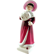 Royal Doulton  Porcelain Figurine- Sophie