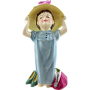 Royal Doulton  Porcelain Figurine- Make Believe