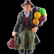 Royal Doulton  Porcelain Figurine-The Balloon Man