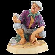 Royal Doulton  Porcelain Figurine- The Beachcomber