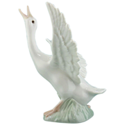 Lladro Figurine - Duck Flying  #1264