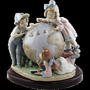 Lladro Figurine - Voyage of Columbus  #5487