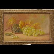 Original Oil Painting of Still Life by California Artist